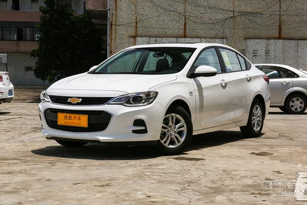 [天津]雪佛兰科沃兹现车 最高优惠2.15万