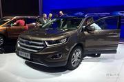 福特锐界V6旗舰型将于今年三季度上市