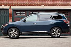 2014款日产Pathfinder Hybrid