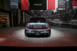 MINI JCW GP概念车法兰克福车展实拍