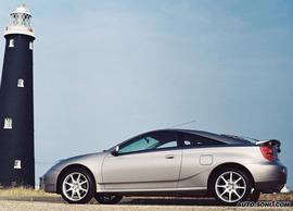 2003款丰田赛利卡T Sport