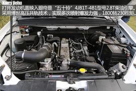 开瑞杰虎2.8T柴油版试驾