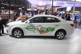 华泰路盛E70 EV 广州车展实拍