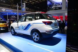 猎豹C5-EV 北京车展实拍