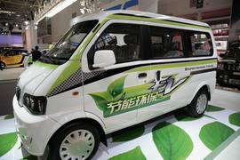 东风小康电动车车展实拍