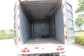 陆地方舟6米纯电动货箱车
