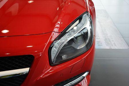 进口奔驰SL级最高优惠26.68万元高清图片