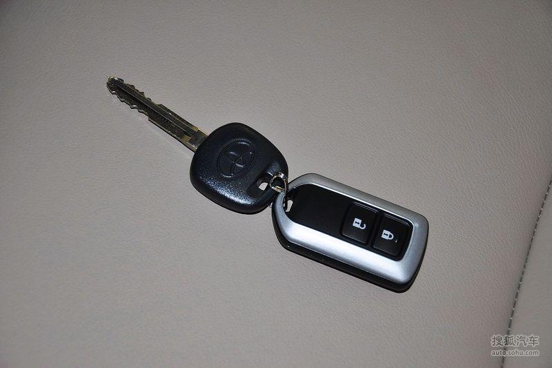 2012款丰田全新汉兰达3.5l四驱豪华版 - 汽车钥匙