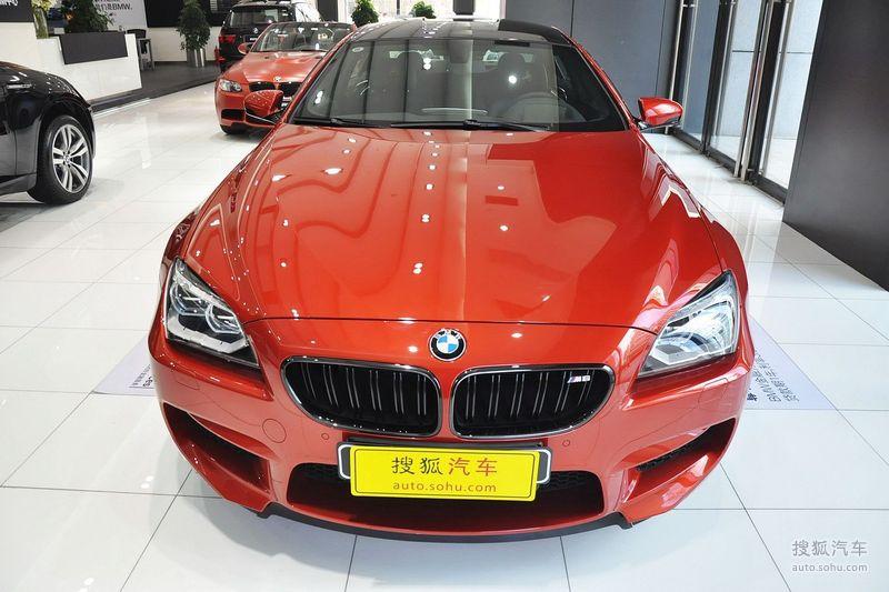 2014款宝马m6 gran coupe马年限量版 - 正前