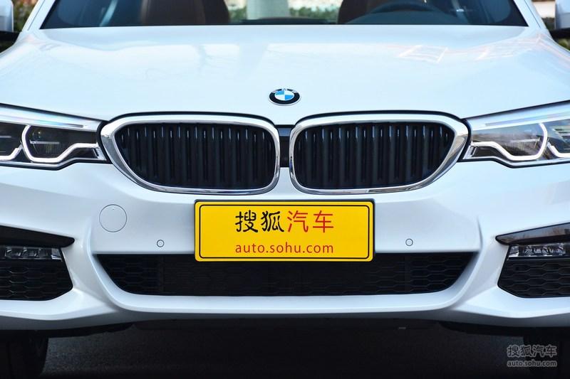 【 宝马5系图片】_2018款 改款 530li 领先型 m运动