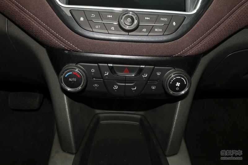 雪佛兰 迈锐宝 530t 自动豪华版 - 空调控制面板     提示:支持键盘
