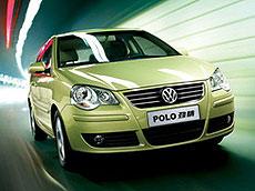大众Polo劲情 1.4L 手动 舒尚版