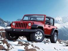 Jeep吉普牧马人两门版 3.8L 撒哈拉