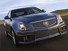 CTS-V 6.2L高性能豪华轿车