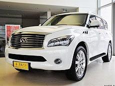 英菲尼迪QX 5.6L 4WD