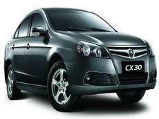 长安CX30三厢 1.6L 手动 豪华型