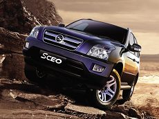双环SCEO 2.5T 手动柴油四驱超豪华型