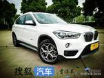 """""""紧凑型""""SUV BMW X1 店外实拍"""