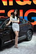 2015武汉国际车展车模集锦