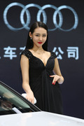 2014深港澳车展-车模