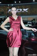 2010广州车展最靓丽的车模精选