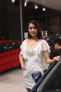 2013东莞车展车模图