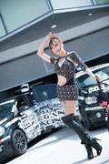 韩国车模徐雅兰长腿翘臀身材丰满