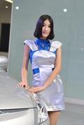 2011广州车展纳智捷车模1号