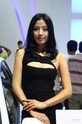 2012大连车展车模