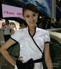 上海车展必看8大车模 附赠兽兽私密写真