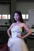 2012山东国际车展车模