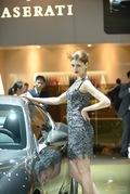 玛莎拉蒂4号车模