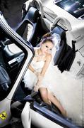 暴力机器与柔美新娘