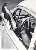 黑白年代的汽车文化 赤裸露点尺度大胆