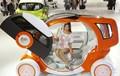 中国车模收入高达10万一天 对比日本有差异