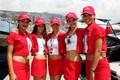 F1赛场上的各国美女大集合