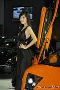 09深圳车展车模