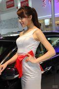 2012沈阳车展车模