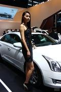 凯迪拉克3号车模