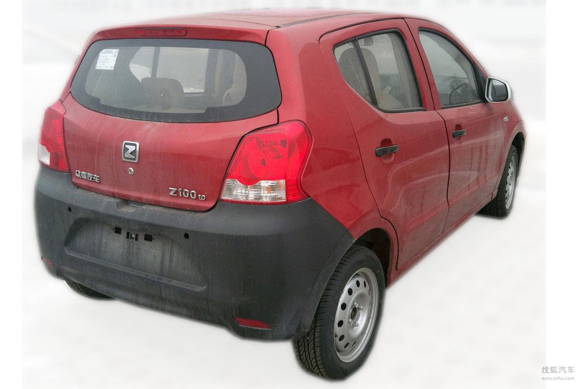 Zotye Z100 - China Car Forums