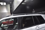 奔驰新GLK 广州车展实拍