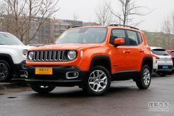 Jeep自由侠优惠0.75万元 店内有部分现车
