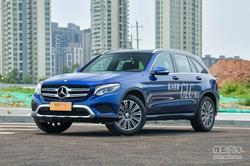 奔驰GLC级最高优惠3万 现车有限售完即止