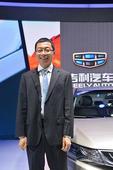 杭州车展专访:吉利汽车浙江区经理刘殿军