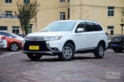 [天津]三菱欧蓝德有现车最高优惠1.7万元