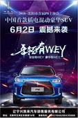 中国插电混动豪华SUV WEY P8沈阳地区上市