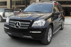 上海汉萨汽车特供奔驰GL450美规价格跳水