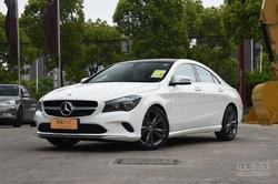 [上海]奔驰CLA级优惠一万 店内现车销售