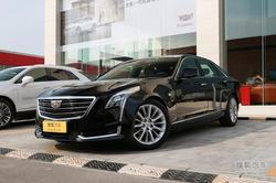 [成都]凯迪拉克CT6有现车全系优惠10万元