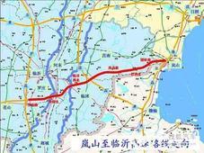 岚山至临沂高速将开通 全长约103.7公里